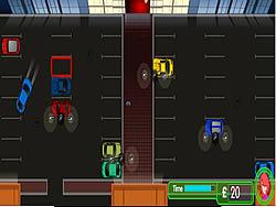 Car Park Chaos game