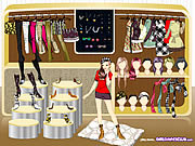 Cheak Dress Up لعبة
