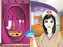 Right Dress - Hospital game