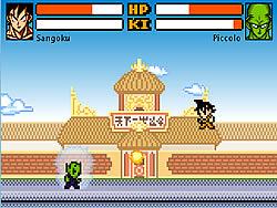 Gioca gratuitamente a Dragonball Z Tribute