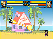 Play Dragonball z tribute Game