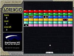 Adrenoid game
