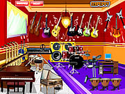 Play Music room Game
