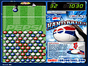 Play Pepsi handball Game