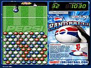 Pepsi Handball game