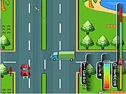 Play Street runner Game