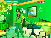 juego St. Patricks Day Room Decor