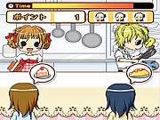Serving Order game