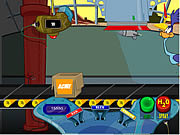 Play Acme rocket factory Game