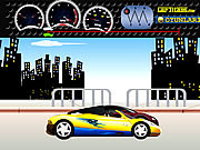 Play Tune and race comvertible supercar Game