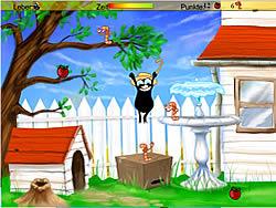 Jacomo's Backyard Madness game