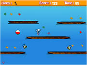 Play Beach ball control Game