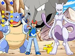 Pokemon Photos game