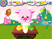 Play Piggy musician Game