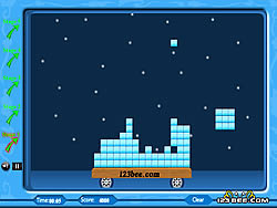 Build the Ice Blocks game