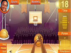 Eddie's Shot Clock Showdown game