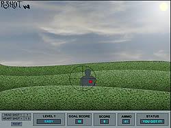 R - Shot Version 4 game