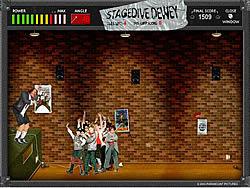 Stagedive Dewey game