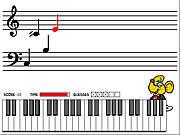 العاب موسيقى بيانو