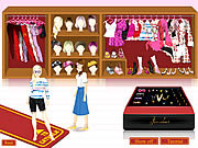 Play Assisted dress up Game