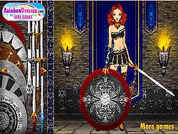 मुफ्त खेल खेलें Warrior Princess