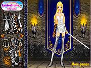 Jugar Warrior princess Juego