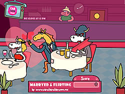 Married & Flirting game