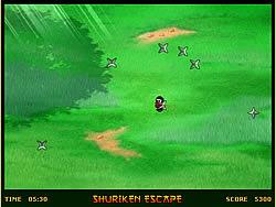 Gioca gratuitamente a Shuriken Escape