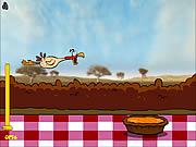 Play Turkey fling Game