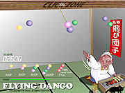 Play Flying dango Game