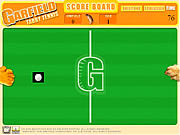 Play Garfield tabby tennis Game Online