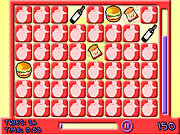 Play Tasty food memory Game