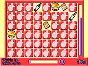Tasty food memory Spiele