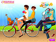 Play Romantic day out Game Online