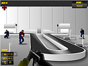 Play Shooter airport ops Game