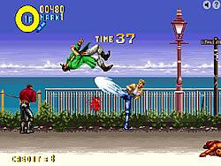 Karate Blazers game