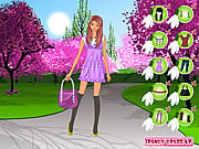 Cool spring dressup Spiele
