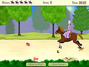 Play Pennys courageous ride Game