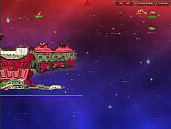 Orbital Decay game