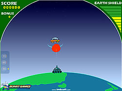 Earth Invasion game