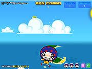 Play Angel sky Game