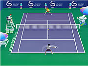 Play China open tennis Game