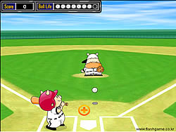 Baseball Shoot game