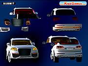 Audi Q7 Tuning game