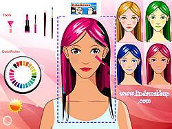 Gioca gratuitamente a Girl Make Up 2