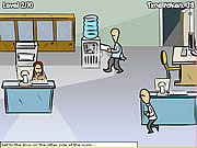 Play Office sneak out Game