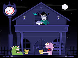 jeu Gruella's Grubfest