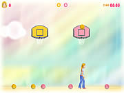Play Groovy hoops Game
