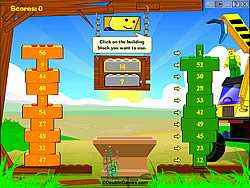 Tower Constructor game