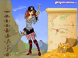 Gioca gratuitamente a Lady Pirate